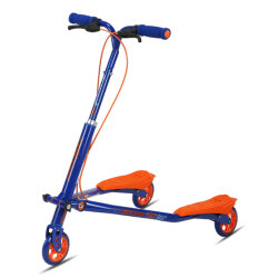Juguete para Niños Sport Scooter 3 Wheel Wagging Balance Scooter Bike