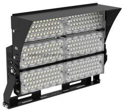 Открытый футбол теннисный корт LED прожекторы 600 Вт, 800 Вт, 1000 Вт или 1200 Вт с регулируемым кронштейном IP66 класса прочности 5 лет гарантии