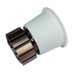 Кри чип Долговечность радиатор толще металлический корпус Светодиодный прожектор лампа 7 Вт