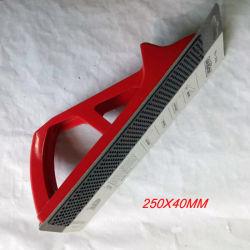 140X40 Big alça plástica dentes afiados Grosas Plano Arquivos Grosas