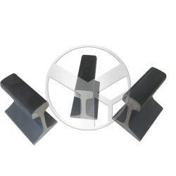 Padrão GB 50mn/U71MN 12,5m de comprimento 38kg/m 43kg/m 50kg/M P38 a P43 a P50 Aço Pesado Fabricante na rampa