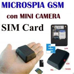 クォードバンド850/900/1800/1900MHz GSM小型カメラX009 Sos GPSのビデオ可聴周波レコーダー