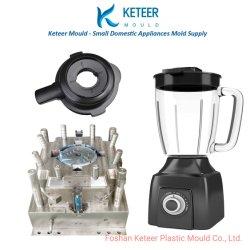 Customized pequenos electrodomésticos de moldes de plástico para uso comercial copo de sumo de processador de alimentos multifuncional