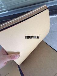 Дешевые 120g 2400мм пользовательские смешанных стабилизатора поперечной устойчивости и Raw крафт-бумаги