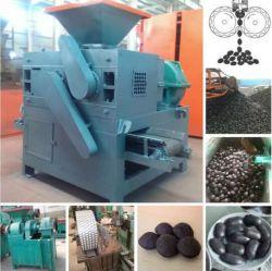 Journal de briquettes de charbon de bois de la sciure de bois Making Machine