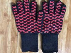 Handschoenen van de Oven van de keuken de Extreme Hittebestendige, BBQ Siclione Handschoenen voor de Handschoenen van de Grill