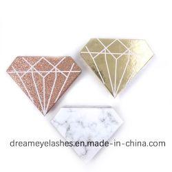 Casse normali dei cigli del visone del diamante all'ingrosso azione