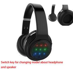 Потрясающий дизайн навесные Wireless Bluetooth стерео выход для наушников и динамиков