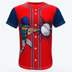 Бейсбольной Tee футболки оптовые бейсбола форму конструкции