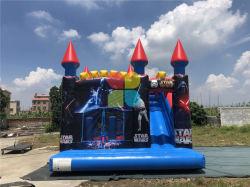 Настраиваемые надувные Star войны замок прыгающие надувные героя Bouncer