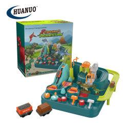 Neues hei?es popul?res Gro?handelskind-Spiel-Spielzeug-Dinosaurier-Abenteuer