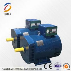 Single/três fase 1500rpm escova AC Electric 50/60Hz gerador de potência alternador Diesel para 3kVA 5kVA 7.5kVA 10kVA 12kVA 15kVA 20kVA 24kVA