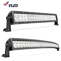 Ventes par point chaud tout droit de la barre lumineuse à LED CREE incurvée de voiture pour barre de feux de conduite hors route Emark ECE R10 R112 pour Jeep Wrangler SUV chariot tracteur