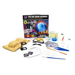 Kit di scienza per il fornitore educativo Detective della Cina del giocattolo di scienza dei banchi con la certificazione di ICTI