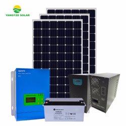 Installation facile 10 ans de garantie de stockage hors réseau 10kw Panneau Solaire système énergétique de l'alimentation