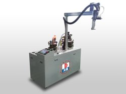 De Automaat van twee Component voor Silicone, EpoxyHars, de Hars van het Polyurethaan