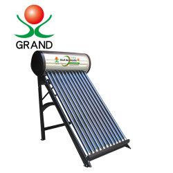 Цвет стальной солнечный водонагреватель бассейн с солнечной системы отопления