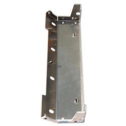 Folha de metal de solda de estampagem de aço de cerca de fabricação de Metal
