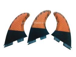 Les performances de base de fibre de verre alvéolaire PCA II G5 les ailettes de surf
