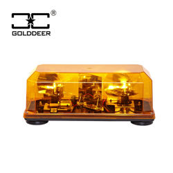 Double rotation halogène Mini pinceau lumineux d'urgence (TBD02451)