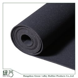 Hohes elastisches hitzebeständiges Silikon-Gummi-Blatt-Gummirolle