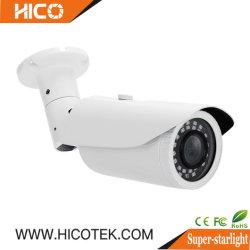 Hicotek économique 5MP 1080P IR étanches IP66 Bullet caméra IP