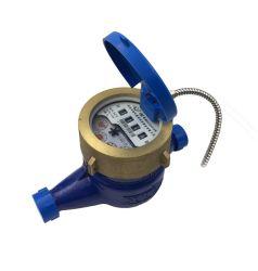 Compteurs d'eau Multi mécanique Jet Roue à palettes la vente en gros en usine