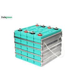 Carcasa de plástico de la batería de iones de litio recargable de 3,2 V 400Ah