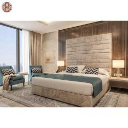 Custom Hotel Madeira Mobiliário de quarto para venda de mobiliário chineses Factory Hotel cabeceira de cama fornecedores móveis