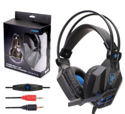 Bester kundenspezifischer Spiel-Kopfhörer-Großhandelskopfhörer für Computer-Tablette PC Handy-Handy und iPad.