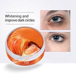 OEM ヒアルロン酸ゲルアイマスクアンチリンクルホワイトニングと改良 暗い円のクリスタルコラーゲンアイマスク