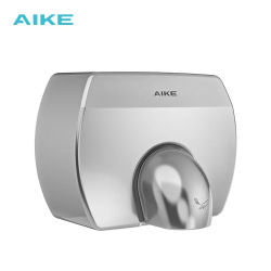 AK2830 Sanitarios baño en la pared lcd automática de chorro de secadores de mano