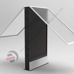 Tela de LED de Anúncio do interior da placa de sinal outdoor