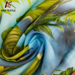 Fio Dental de seda em Tecido acetinado de roupas femininas impresso personalizado de seda de tecido Mulberry Tecidos de seda