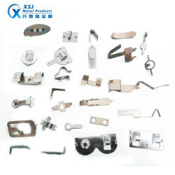Composants de la batterie électronique personnalisée OEM Emboutissage de pièces de métal