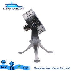 Edelstahl LED Unterwasser-Spot-Licht für Schwimmbad