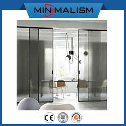 1.2-2.0 толщина матового стекла боковой сдвижной двери с высоким качеством