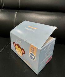 Aangepaste verpakkingsdoos voor gezichtsmasker voor afdrukken voor kindermasker