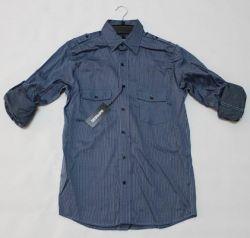 Men's 2 façons de chemise à manches longues
