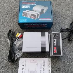 Классический мини игровая консоль классические игры встроенный плеер 620 ретро игры