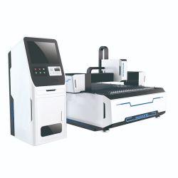 Guohong Open Type Single Table 1000W Fiber Laser Cutting Machine Für Metallblech Kohlenstoffstahl Edelstahl Aluminium Kupfer Messing
