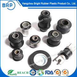 Стандартный резиновой втулки резиновой обваленную металлическая втулка для промышленности и авто