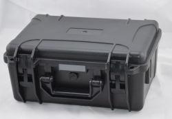 Watproof&Shockproofのプラスチック工具箱のカメラケースによってカスタマイズされる手銃箱