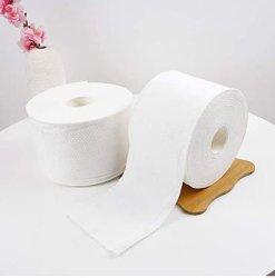Serviettes en coton visage Maquillage Ultra Soft Extra épais dépose Serviette de toilette jetables
