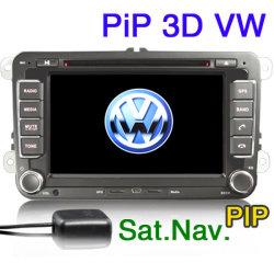 7 дюймовый дисковод DVD плеер для Vw в автомобильную стереосистему GPS ПСП радио (ERISIN ES786V)