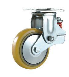 Piatto resistente assorbente dello zinco della parte girevole di scossa con la macchina per colata continua dell'unità di elaborazione del centro del ferro del freno