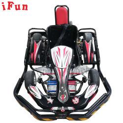 Il grande pedale della benzina del serbatoio dell'olio va giri posteriori di Kart di divertimento del freno a disco di Kart l'intrattenimento del motore che di 200cc va Kart da vendere