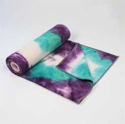 Asciugamano in Tessuto microfibre Minnee Yoga con massaggio DOT (grana PVC)