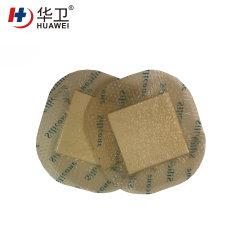 Mousse de PU Pansement stérile un pansement de silicium avec ce pansement Soins des plaies de la FDA