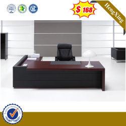 Mahagonifarben-stehender Arbeitsplatz MDF-Büro-Tisch-Empfang-Schreibtisch (HX-CK010)